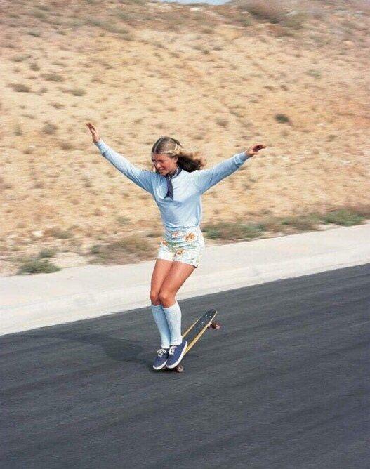 Ellen Oneal Skate