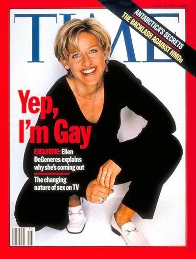 Ellen Time Cover