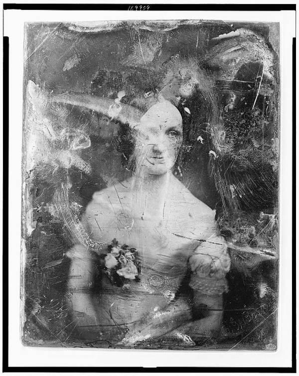 Emma Gillingham Bostwick Half Length Portrait