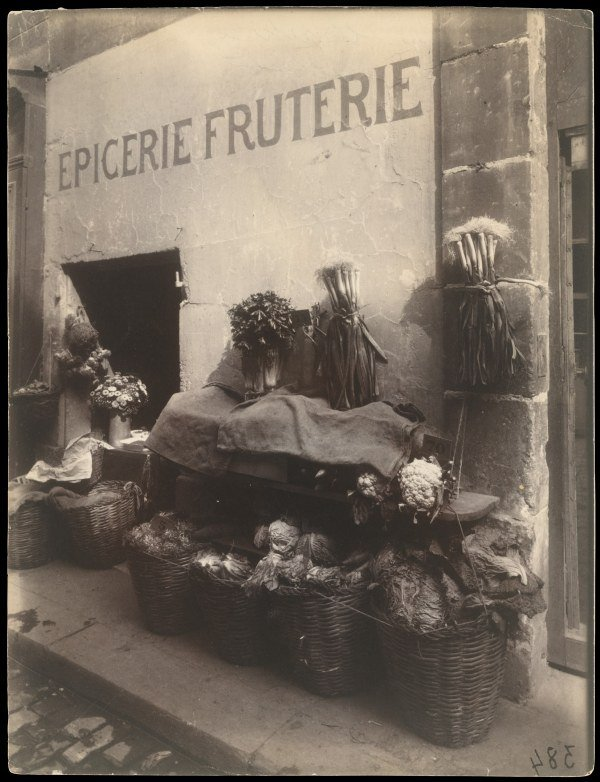 Epicerie Fruterie Display