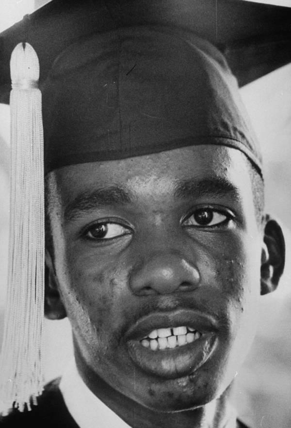 Ernest Green Graduation Cap