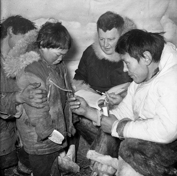 Eskimo Identification Number