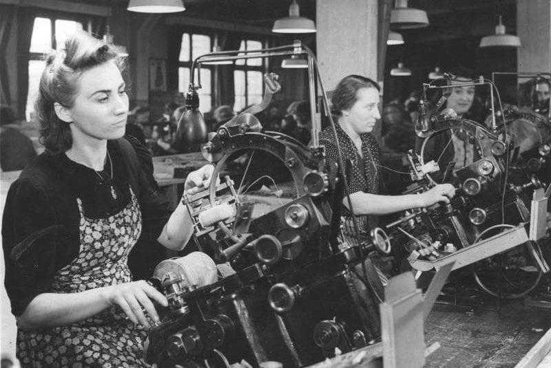 Factory Women