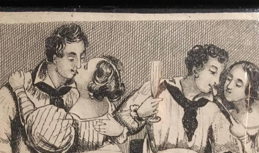 Fancy Victorian Porn History