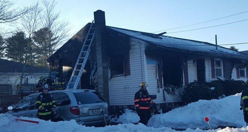 Fire House Maine