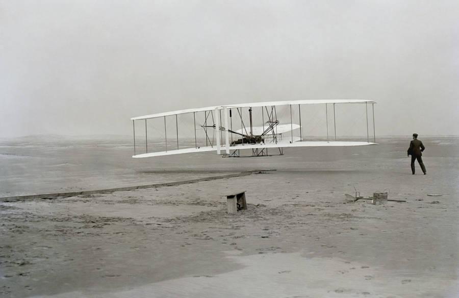 First Flight Wright