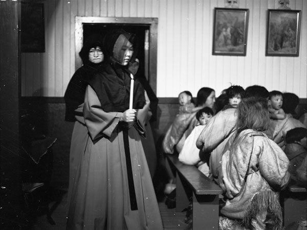 First Nun