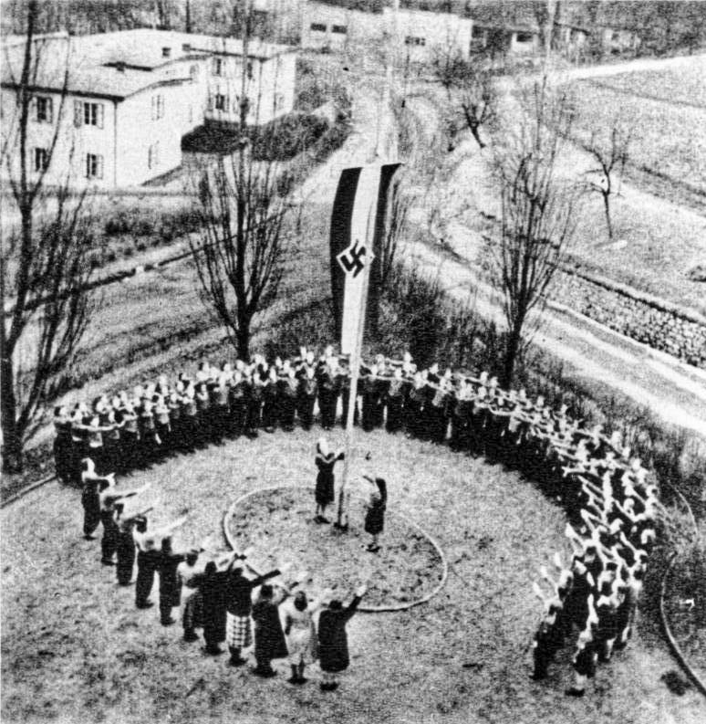 Flag Gathering