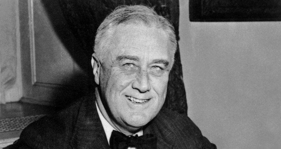 Franklin D Roosevelt Og