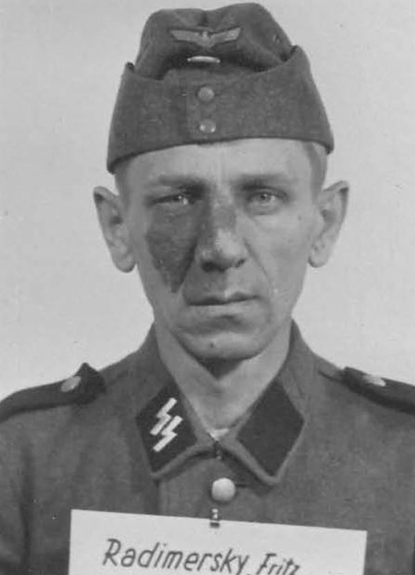 Fritz Radimersky