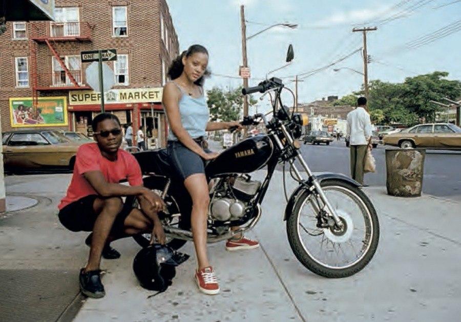 Girl Boy Bike