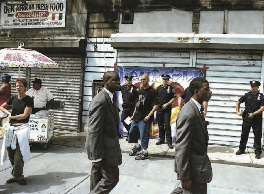 Harlem Police