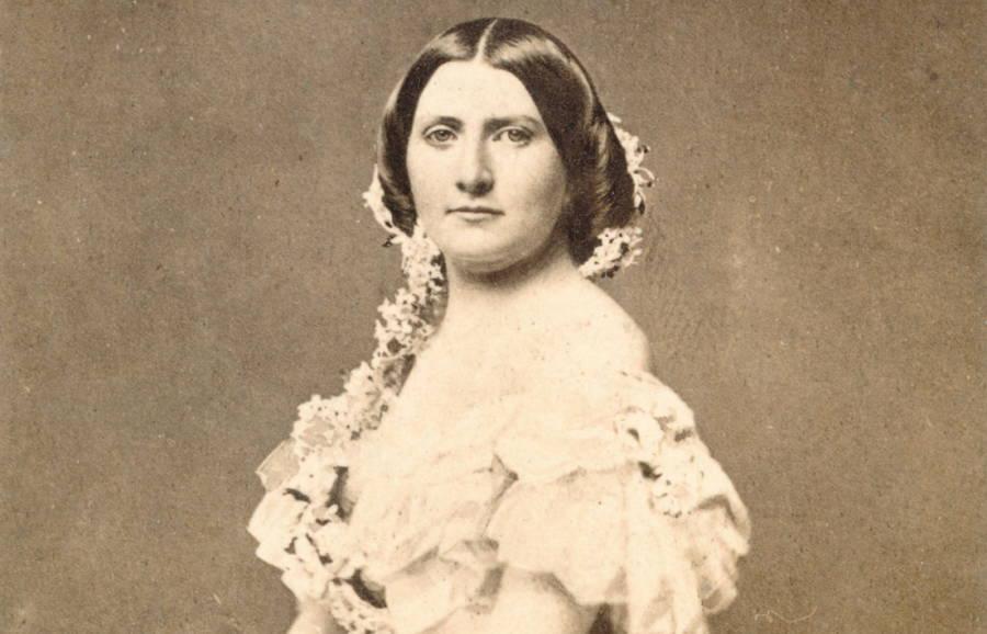 Harriet Lane Portrait