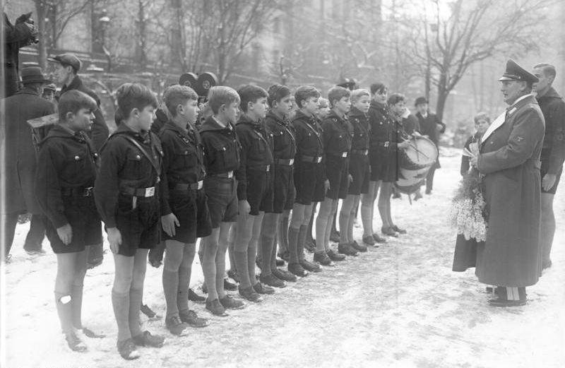 Hermann Goring Boys