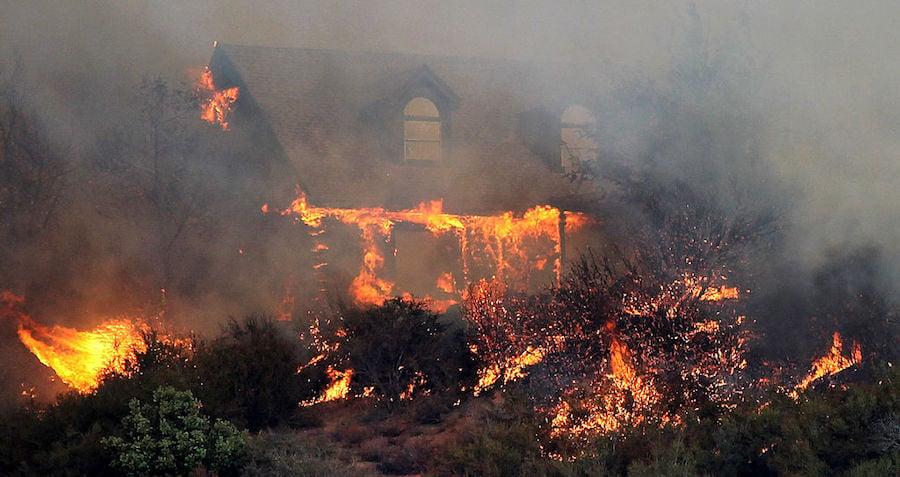 Florida Wildfire