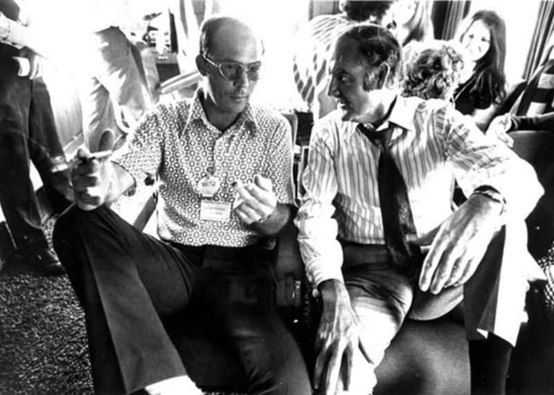 Hunter S Thompson Campaign Trail George Mcgovern