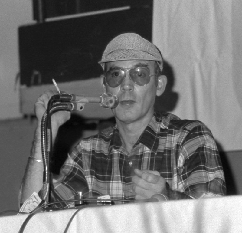 Hunter S Thompson Pictures