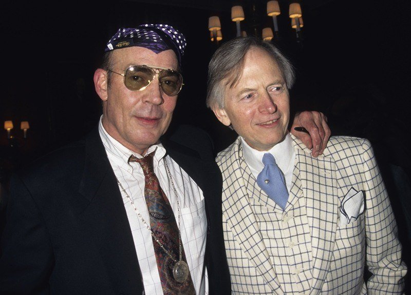 Hunter Thompson Pictures Tom Wolfe
