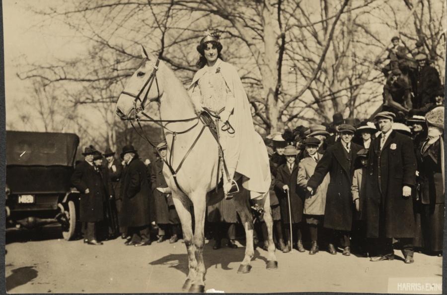 Inez Parade Horse