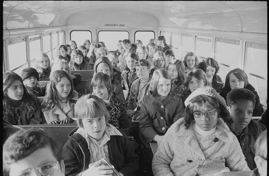Integrated School Bus