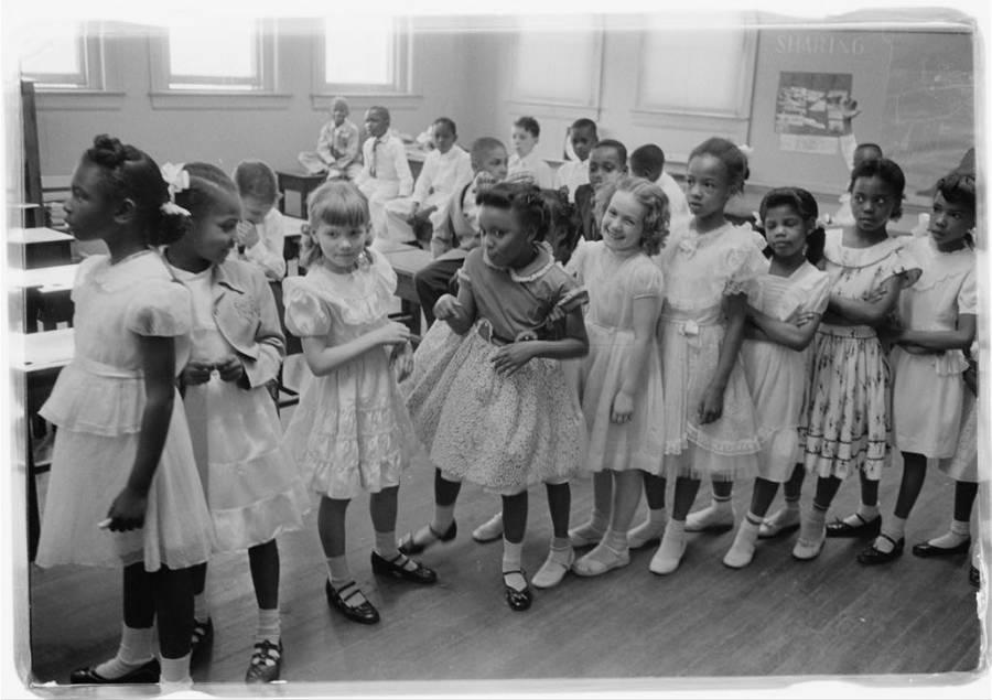 Integrated School Girls