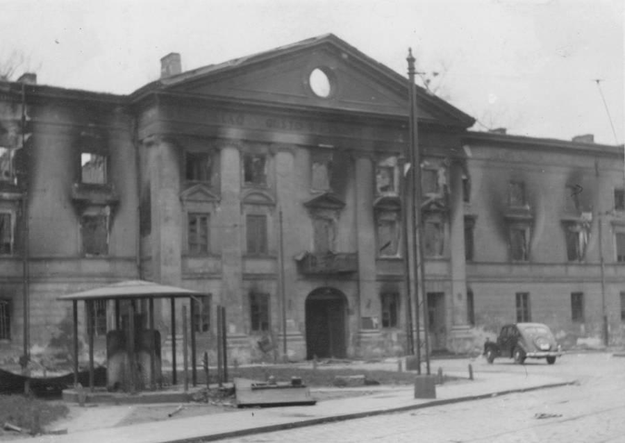 Jewish Council Building