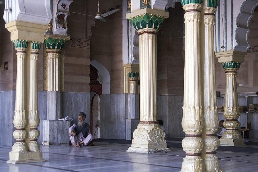 Jihad Delhi Mosque