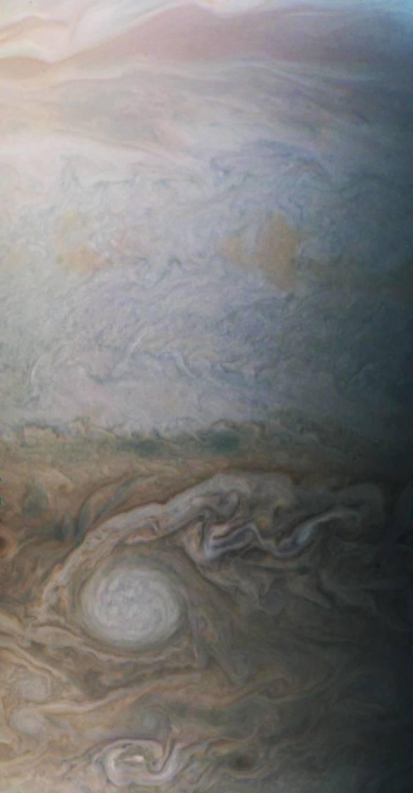 Jupiter Abstract