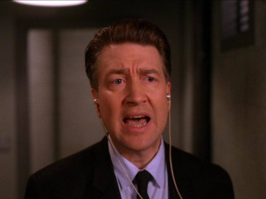 Lynch On Twin Peaks
