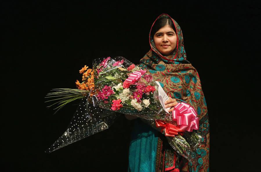 Malala Flowers
