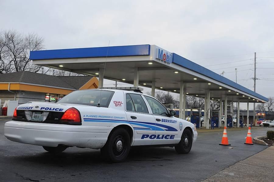 Man Steals Police Car
