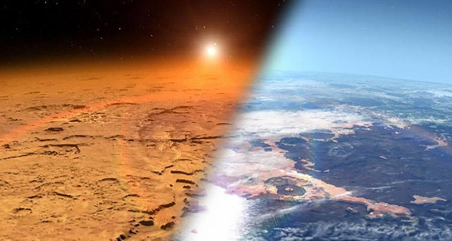 NASA Presents Bold New Plan To Make Mars Habitable