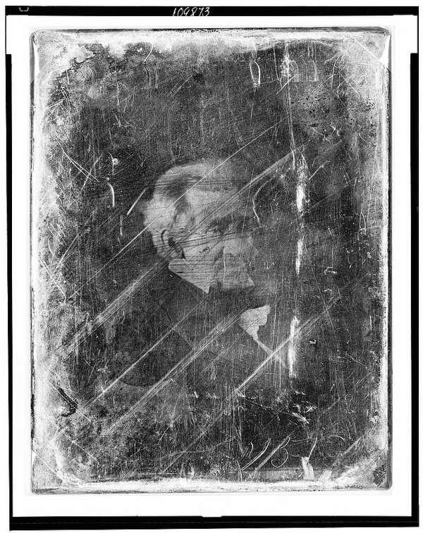 Mathew Brady Andrew Jackson