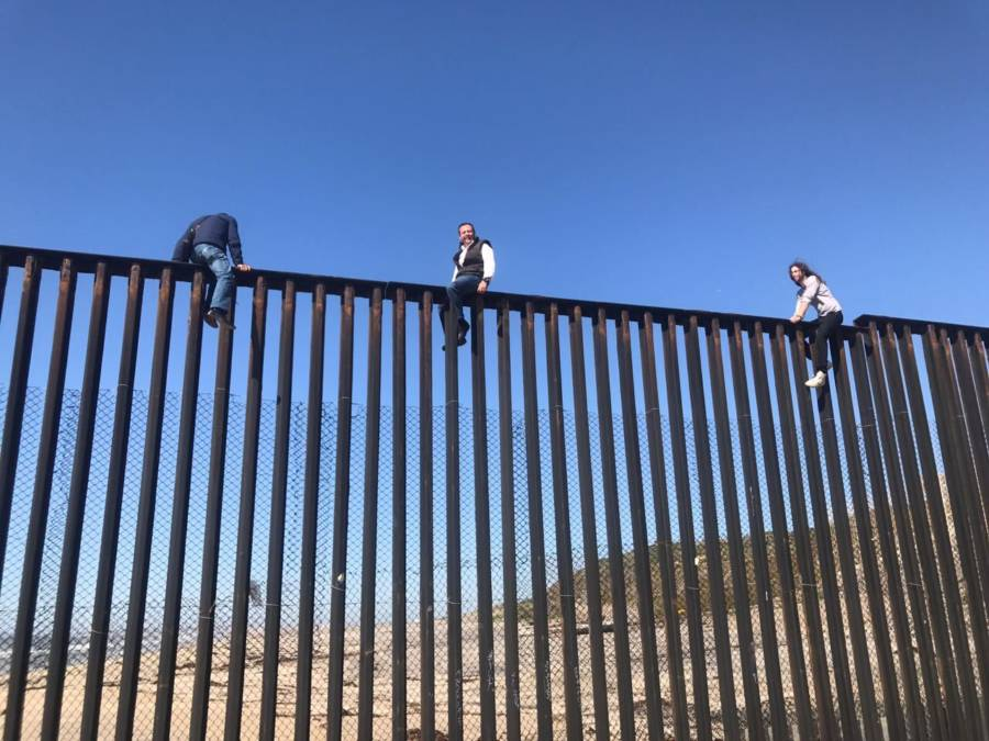 Mexican Politician Border Wall