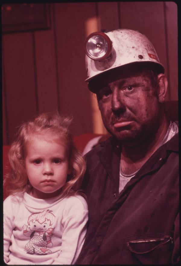Miner Daughter