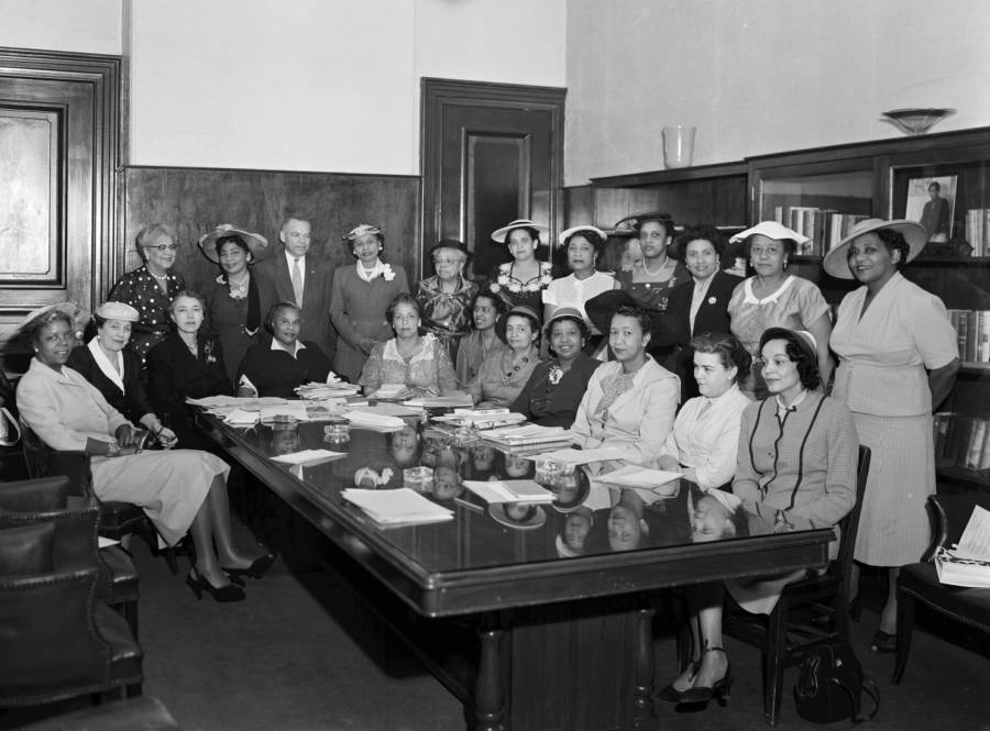 National Council Black Women