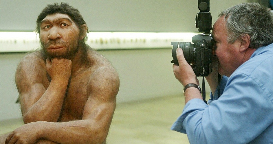 Neanderthals Took Antibiotics