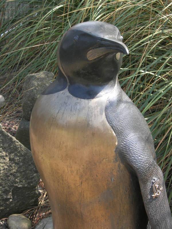 Nils Olav Statue
