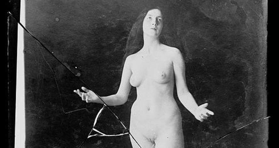 Nude Audrey Munson Supermodel Death Asylum