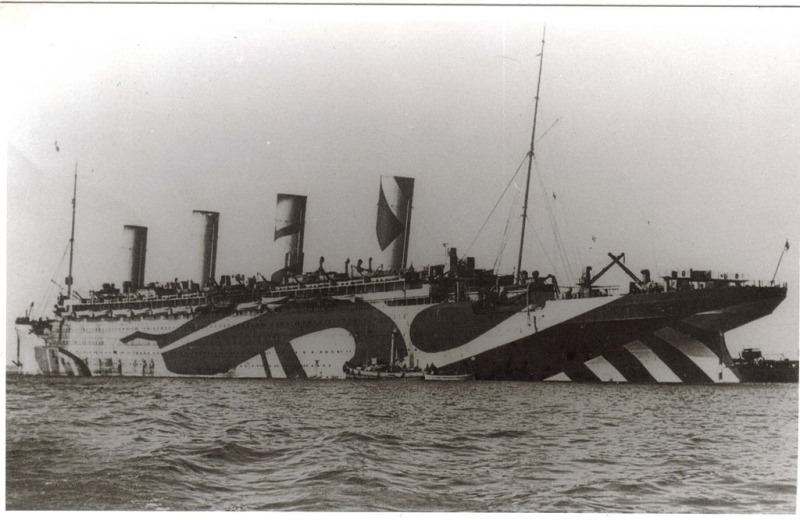Olympic Dazzle Ship