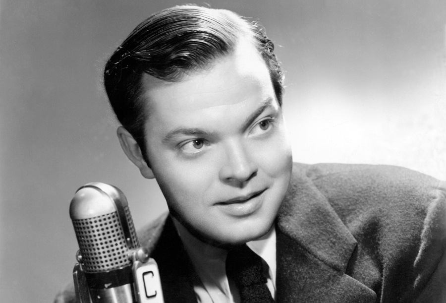 Orson Welles Microphone