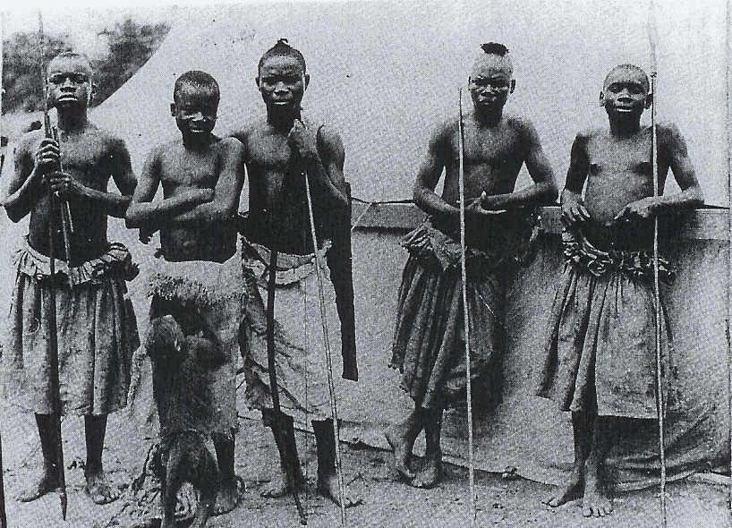Ota Benga Louisiana Expedition