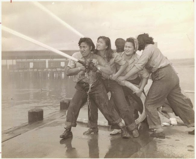 Pearl Harbor Volunteers
