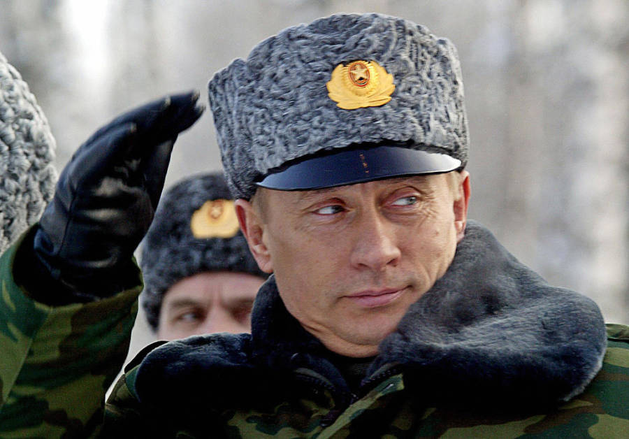 Putin Alaska