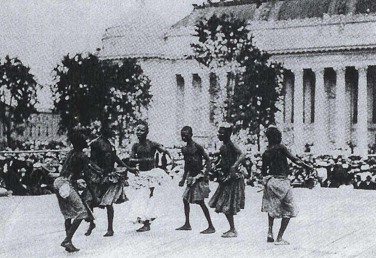 Pygmies Dancing