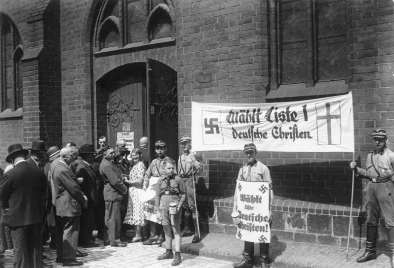 Reich Church
