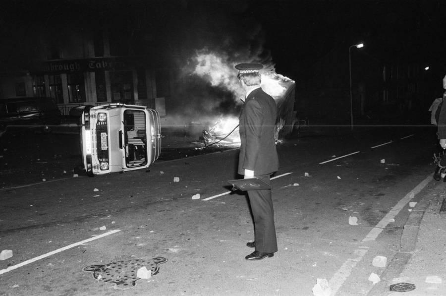 Riot Car