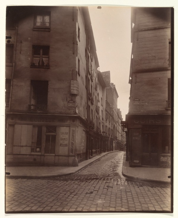 Rue Laplace And Rue Valette