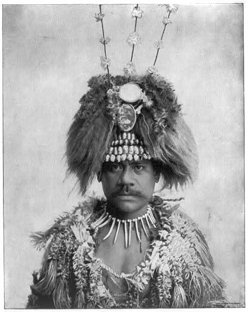 Samoan Headwear
