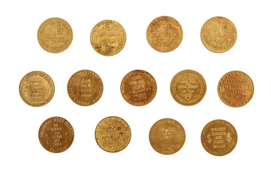 Sex Coins